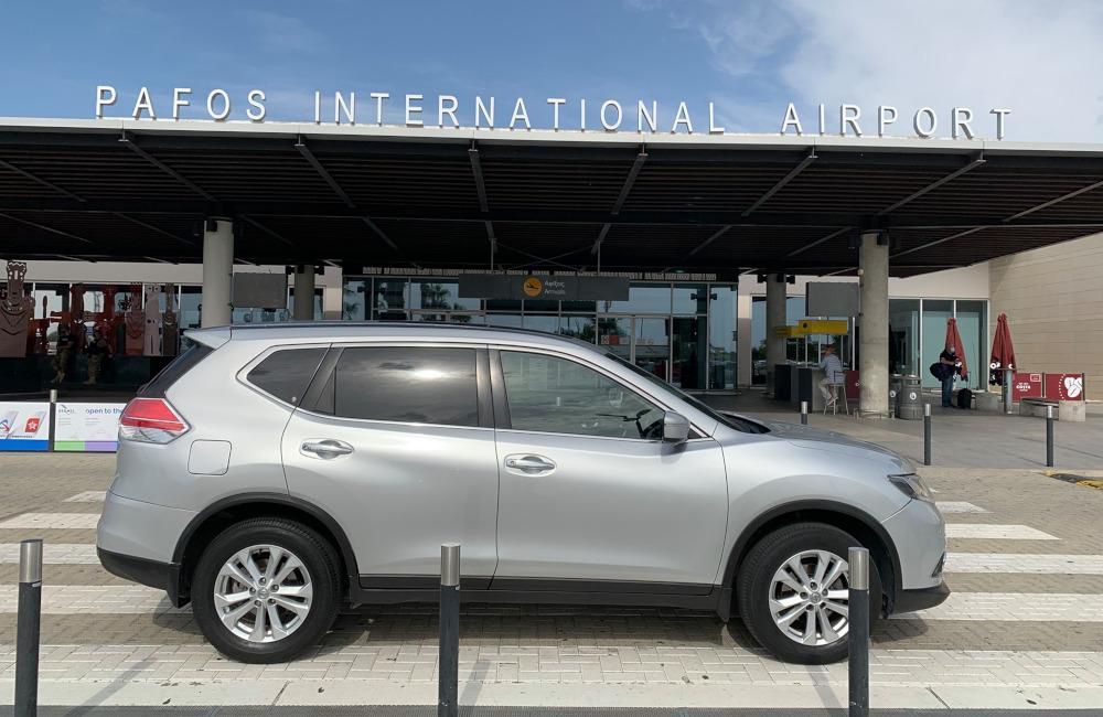 Rent a car Paphos airport